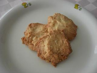 アーモンドダイスクッキー