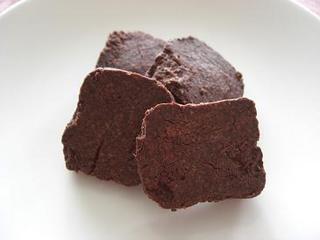 焼きチョコ風クッキー