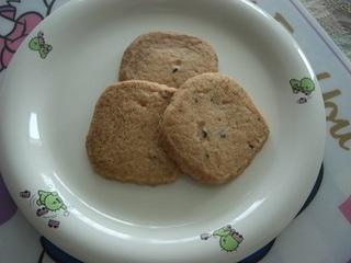 いちごクッキー