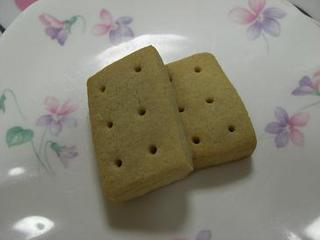 きなこクッキー