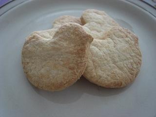 きなこメープルクッキー