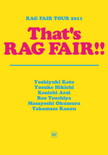 RAG FAIR DVD